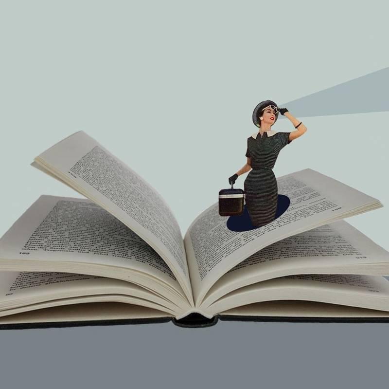 LITERATURA Y REALIDAD VIRTUAL CONVERGEN EN UN LIBRO
