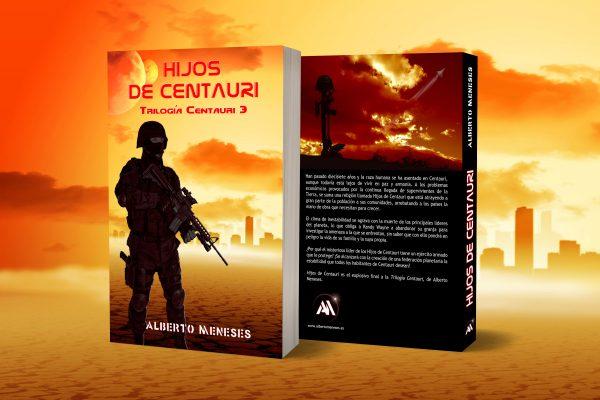 #10: Hijos de Centauri: Trilogía Centauri 3