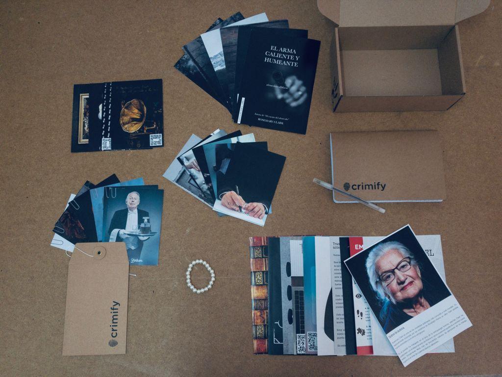 Imagen 1 NP Crimify La fiebre de las cajas de misterios a domicilio llega a Espana