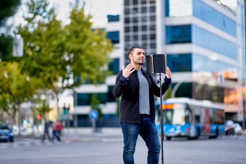 Ivan Patxi autor del libro Objetivo Podcast 2