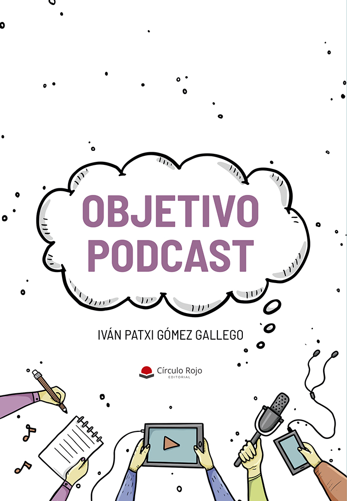 Portada libro Objetivo Podcast