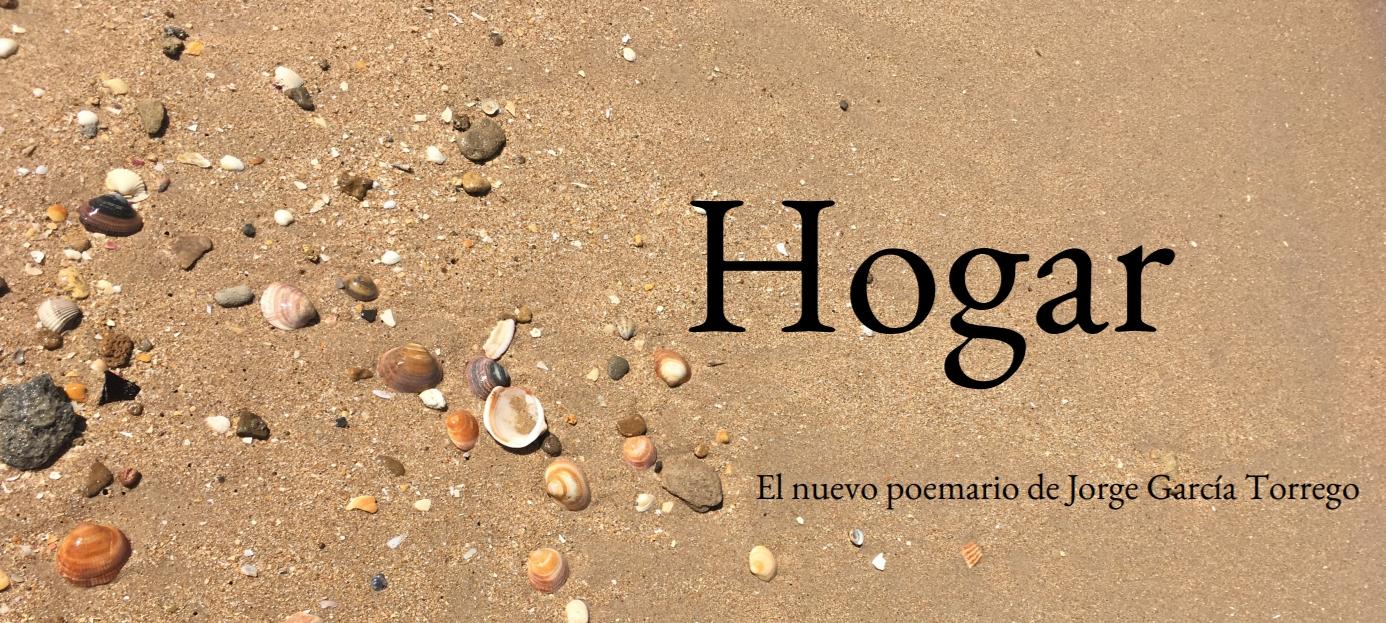 Hogar, nuevo libro de Jorge García Torrego