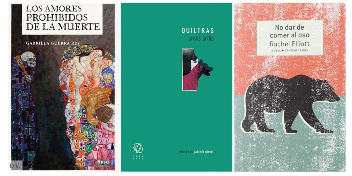 novedades literarias de autoras femeninas