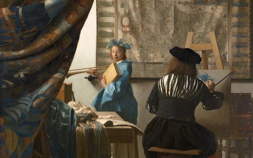 Clases de historia del arte Madrid Online: Vermeer y el barroco.