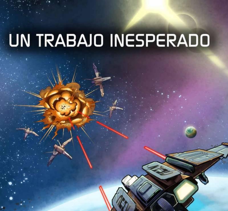 Un trabajo inesperado, de B. Bordoy Barceló  (Autor), Alejandra Huerga González (Ilustrador)