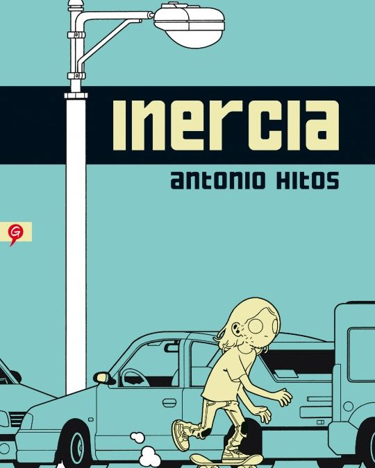 INERCIA, COMIC DE ANTONIO HITOS
