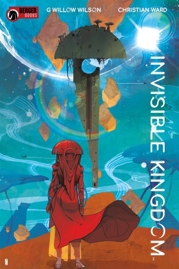 leer comics: Invisible Kingdom