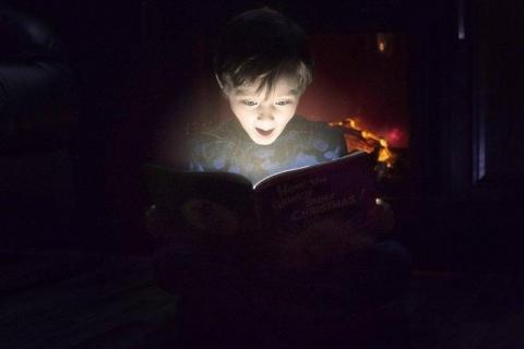 La Lectura, Sorprendido, Niños Leyendo, Leer, Libro