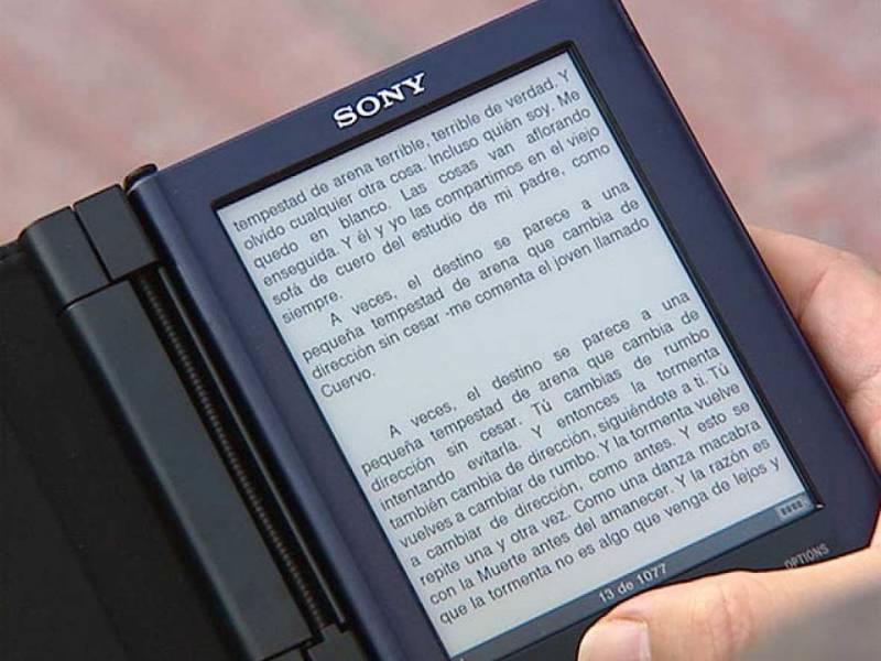 lectores de libros electronicos