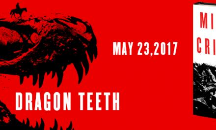michael crichton: Dientes de Dragón